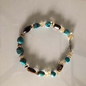 Real turquoise necklace